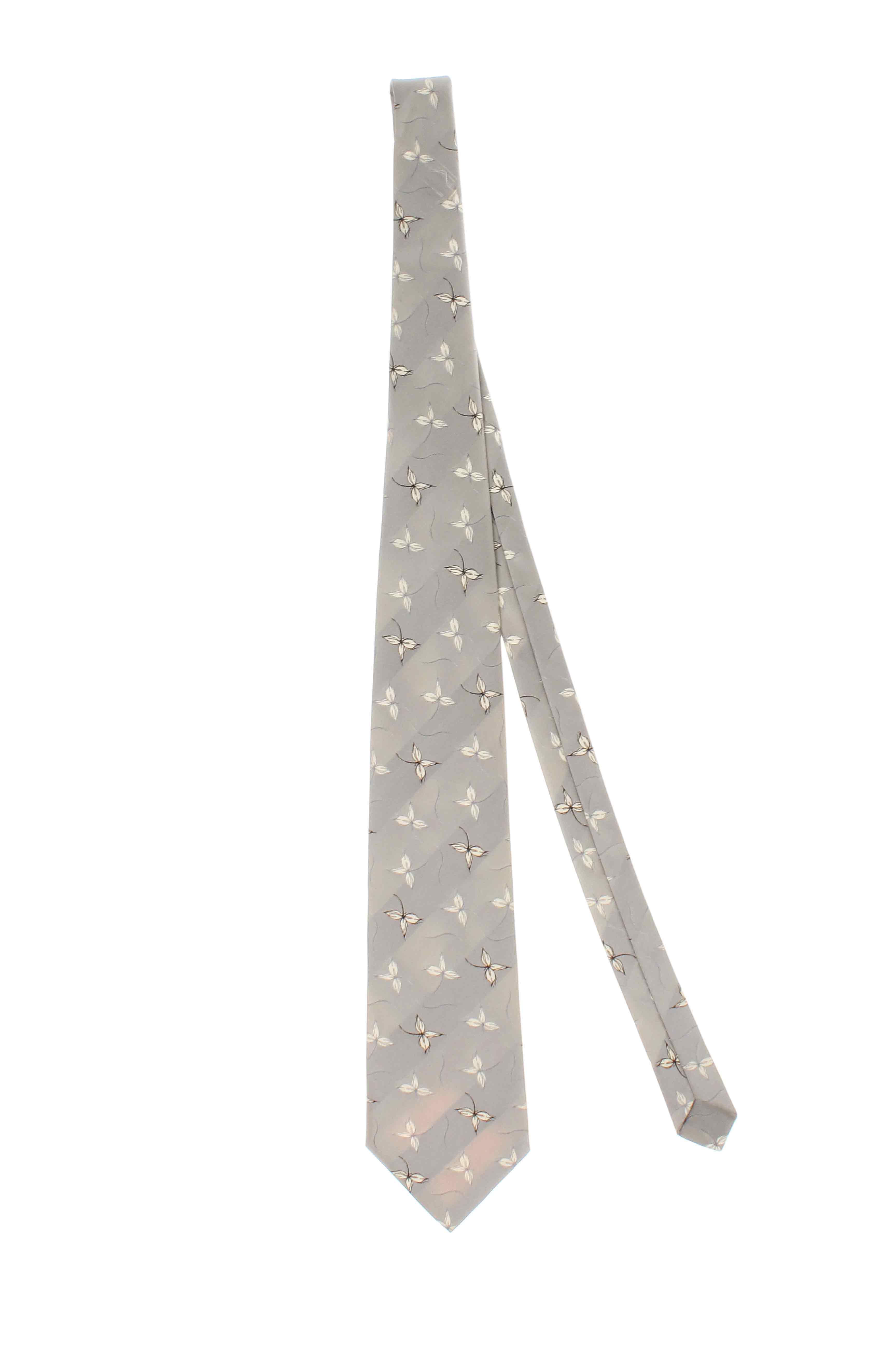 fibre cravate de luxe cravates homme de couleur gris en soldes pas cher 803774 gris00 modz. Black Bedroom Furniture Sets. Home Design Ideas